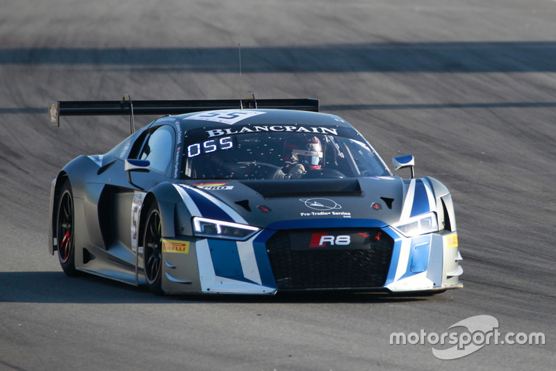 #55 Attempto Racing Audi R8 LMS: Pierre Kaffer, Jeffrey Schmidt, Kim-Luis Schramm