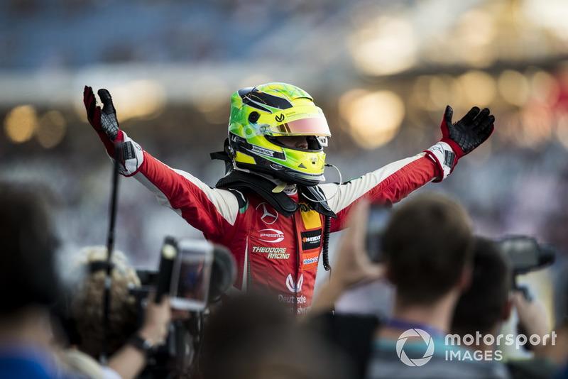 F3 Europea: Mick Schumacher