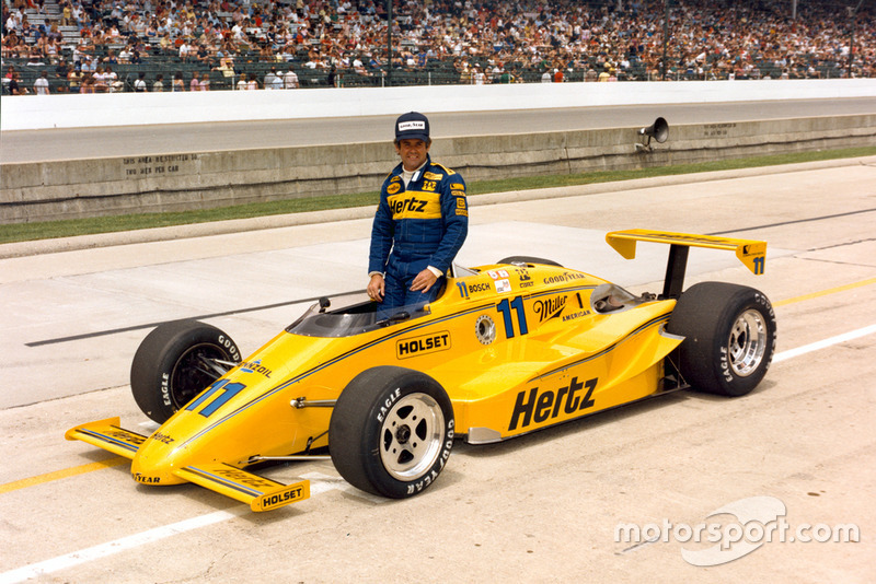 1985 - CART: Al Unser (March-Cosworth 85C)