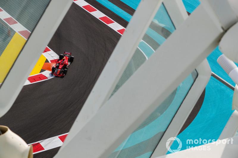 4. Kimi Raikkonen, Ferrari SF71H
