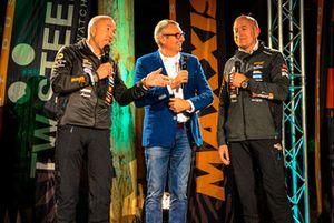 Allard Kalff, Tim en Tom Coronel, Jefferies Dakar Buggy 2