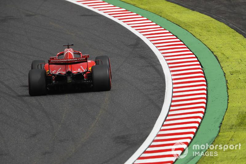 6 місце — Себастьян Феттель, Ferrari. Умовний бал — 19,72