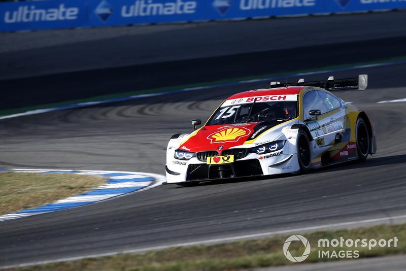 7. Augusto Farfus, BMW Team RMG, BMW M4 DTM
