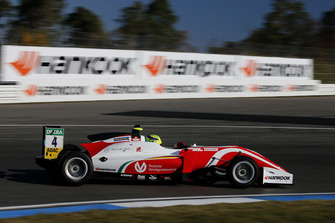 Mick Schumacher, PREMA Theodore Racing Dallara F317 - Mercedes-Benz