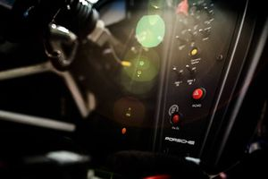 Porsche 911 GT3 kokpit detay