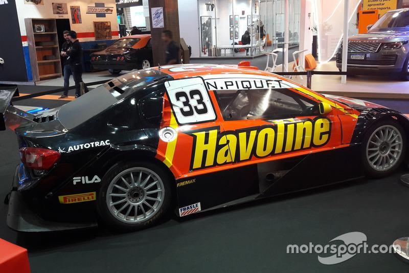 Stock Car - Nelsinho Piquet