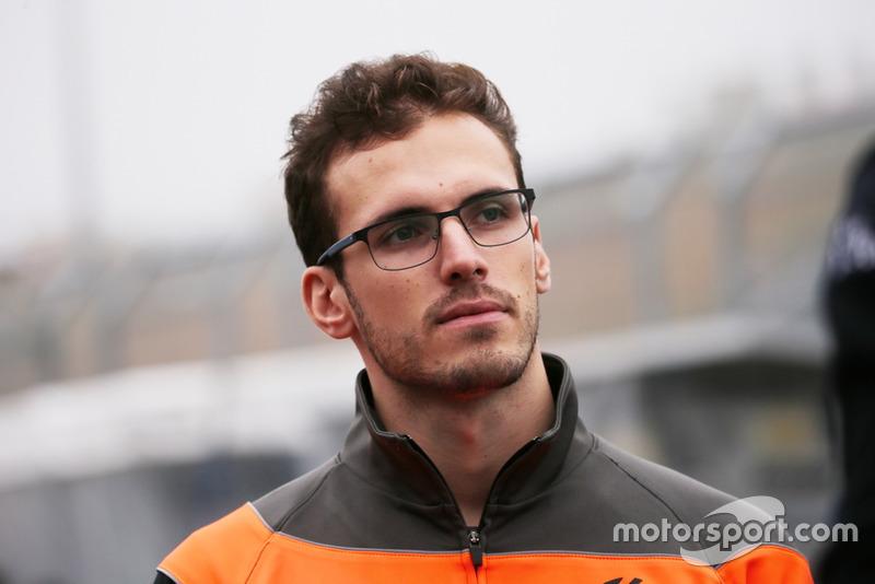 Sean Walkinshaw, Autobacs Racing Team Aguri