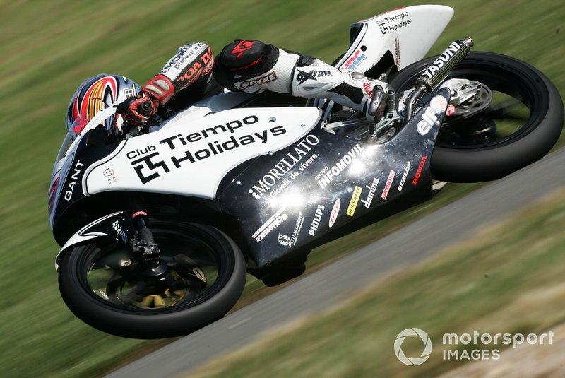 2005 - 125cc (Honda)