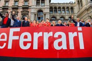 Charles Leclerc, Ferrari akademi pilotları