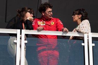 Mattia Binotto, Director de Ferrari