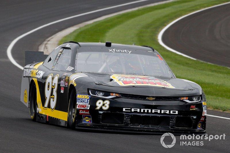Josh Bilicki, RSS Racing, Chevrolet Camaro RSS Racing Sci Aps