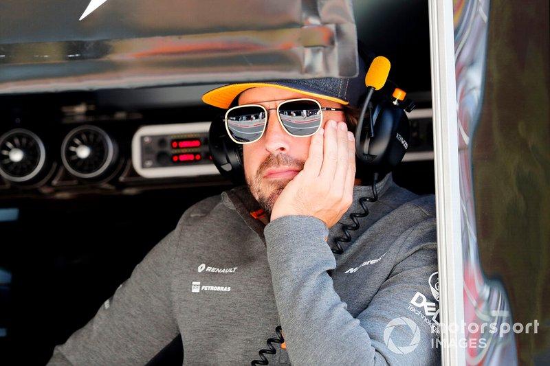 #5 Fernando Alonso, ex-F1: cerca de 7,007,153