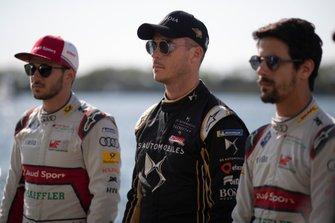Daniel Abt, Audi Sport ABT Schaeffler, Jean-Eric Vergne, DS TECHEETAH, Lucas Di Grassi, Audi Sport ABT Schaeffler