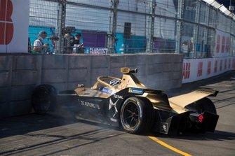 Crash: Andre Lotterer, DS TECHEETAH, DS E-Tense FE19