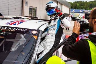 Il vincitore della gara Josh Files, Target Competition Hyundai i30 N TCR