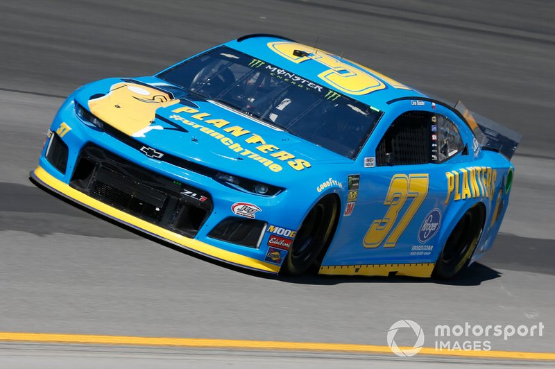 10. Chris Buescher, JTG Daugherty Racing, Chevrolet Camaro