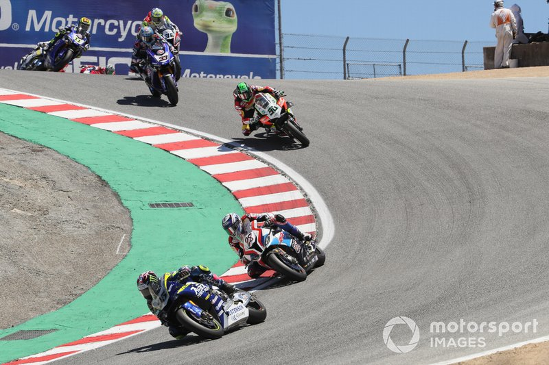 JD Beach, Attack Performance Estenson Yamaha, Markus Reiterberger, BMW Motorrad WorldSBK Team