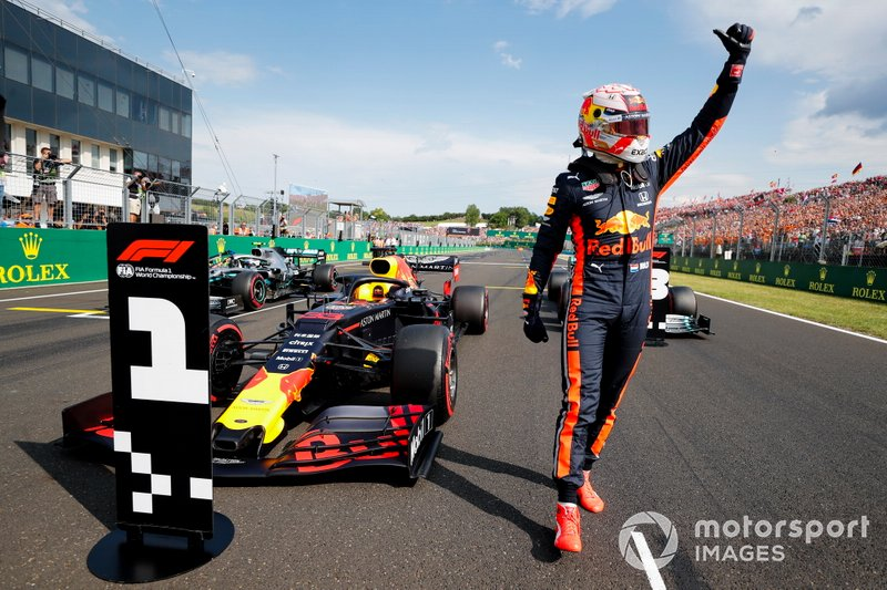 100: Max Verstappen, Red Bull Racing