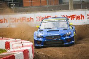 Patrik Sandell, Subaru WRX STI