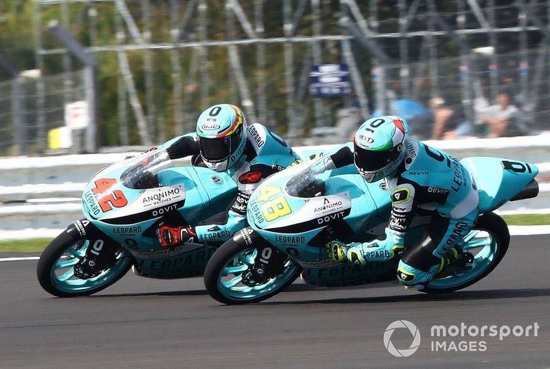 Moto2. Чемпион мира в командном зачете – Leopard Racing