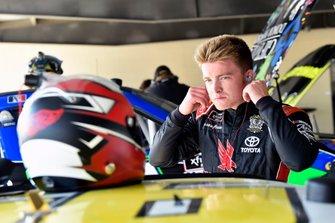 Stefan Parsons, B.J. McLeod Motorsports, Toyota Supra Koolbox