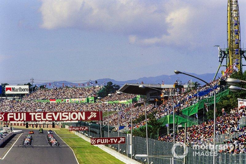 Jacques Villeneuve, Williams, Damon Hill, Williams