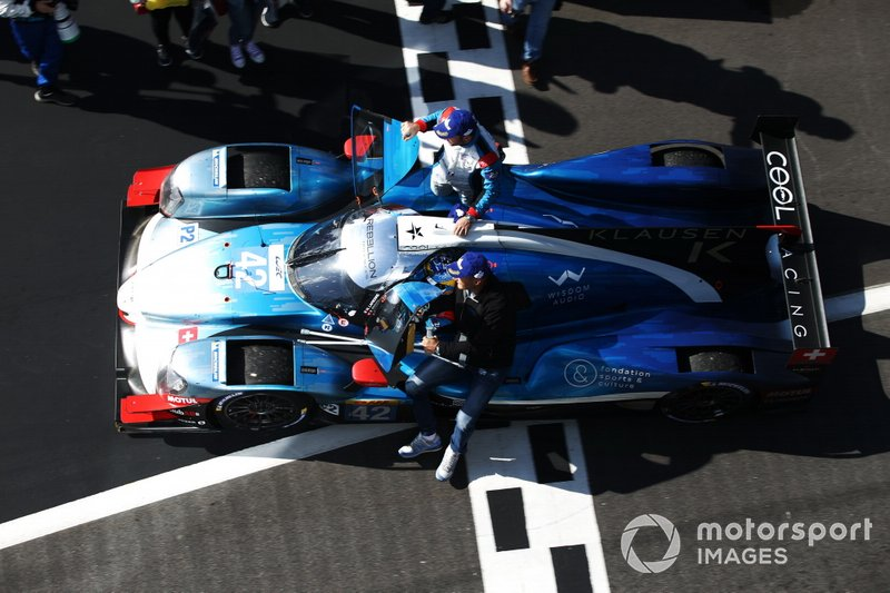 14. WEC/ELMS: Nicolas Lapierre to Cool Racing
