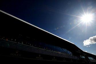 L'ambiance à Silverstone