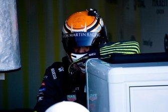 #98 ASTON MARTIN RACING - Aston Martin Vantage AMR: Ross Gunn