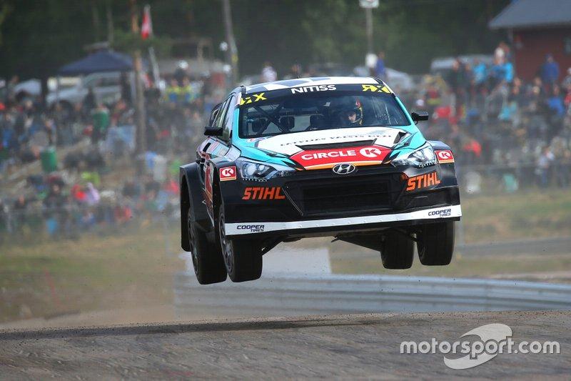 Рейнис Нитишс, GRX Taneco Team, Hyundai i20