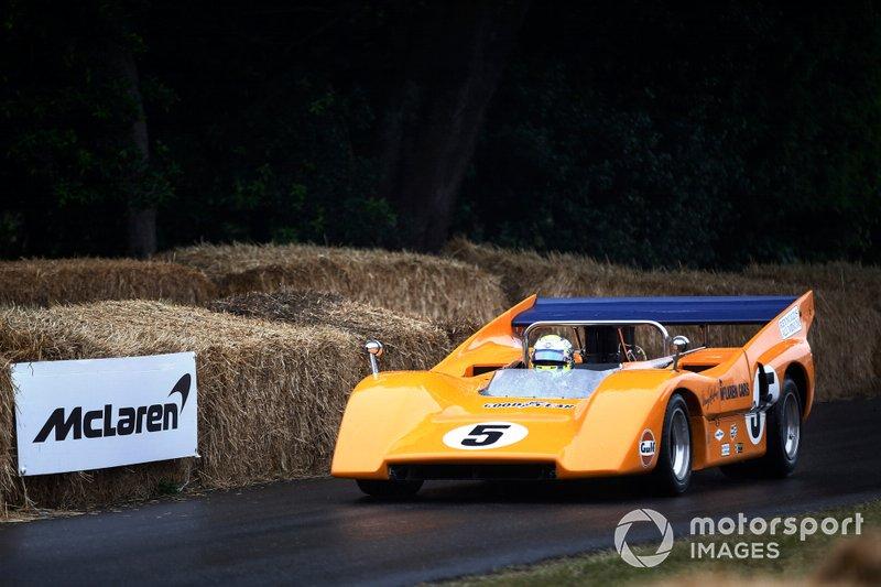 Lando Norris, McLaren M8D