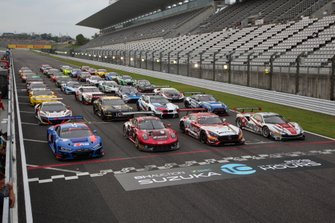 All cars of the Suzuka 10h