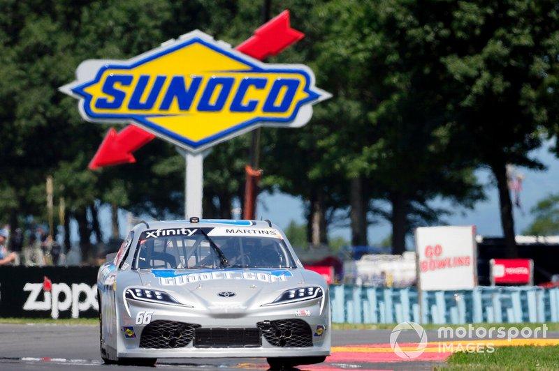 Tommy Joe Martins, Motorsports Business Management, Toyota Supra Gusset.com