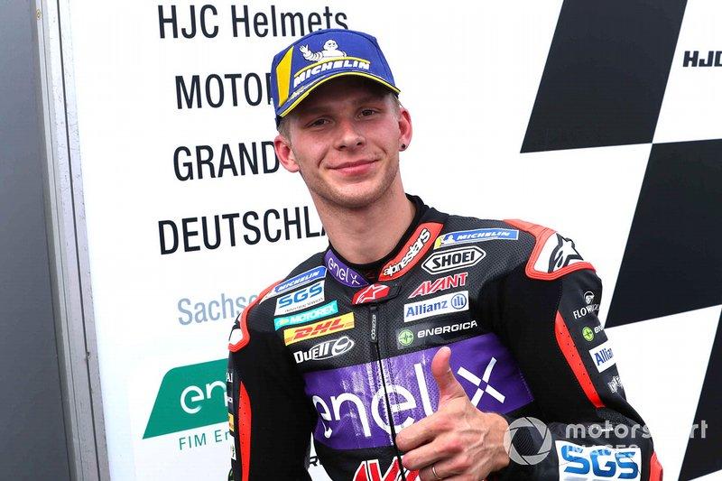 Ganador, Niki Tuuli, Ajo Motorsport