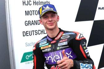 Race winner Niki Tuuli, Ajo Motorsport