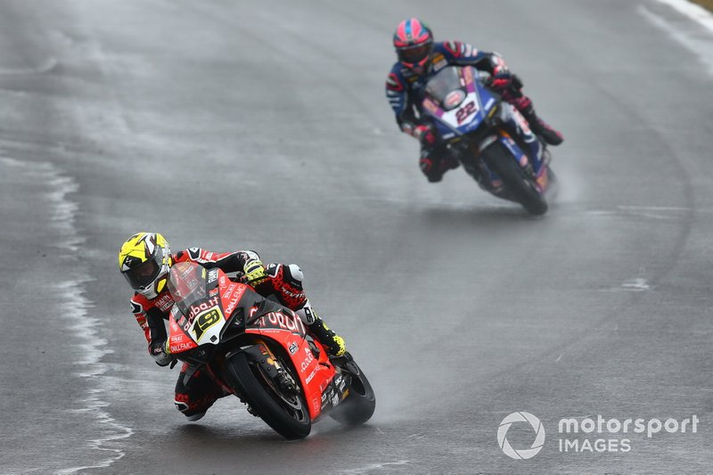 Alvaro Bautista, Aruba.it Racing-Ducati Team, Alex Lowes, Pata Yamaha