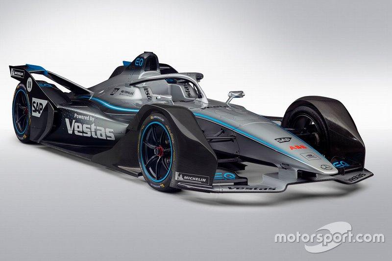 Mercedes-Benz EQ (nuevo equipo)