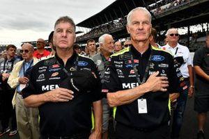 Paul Menard, Wood Brothers Racing, Ford Mustang Menards / Dutch Boy Len and Eddie Wood