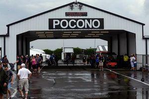 Pioggia a Pocono