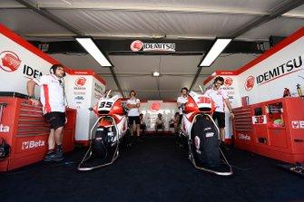 Somkiat Chantra, Honda Team Asia, Izdihar, moto