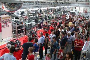 Atmosfera al Ferrari Family Day