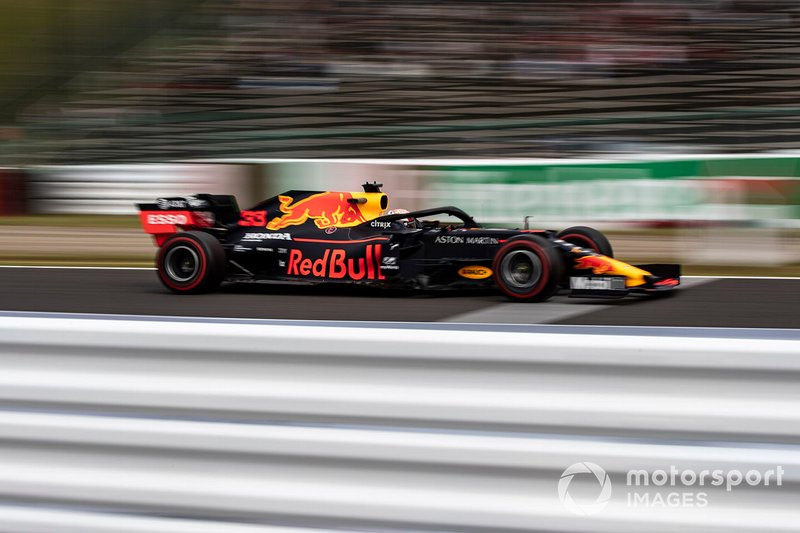 19º: Max Verstappen, Red Bull Racing RB15