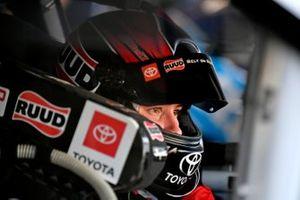 Christopher Bell, Joe Gibbs Racing, Toyota Supra McCall's Supply Ruud