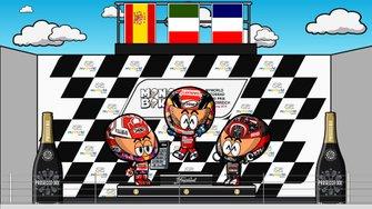 El GP de Austria de MotoGP 2019, por MiniBikers