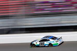 Landon Cassill, StarCom Racing, Chevrolet Camaro StarCom Fiber/Creek Enterprise, Inc.