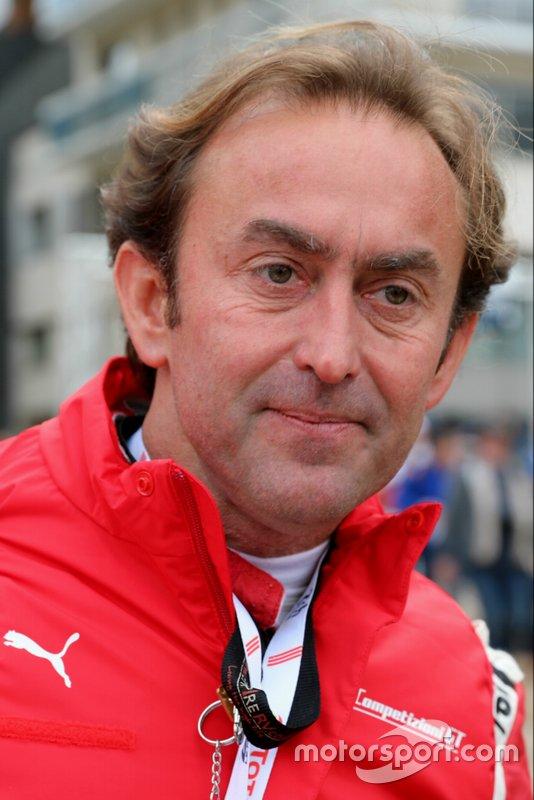 Olivier Beretta, MR Racing