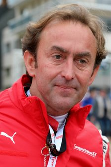 Olivier Beretta, MR Racing