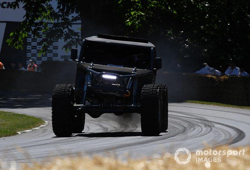 Festival de la velocidad Goodwood 2019