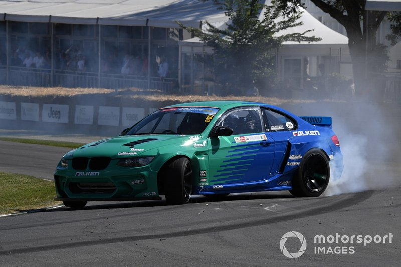 James Deane BMW E92