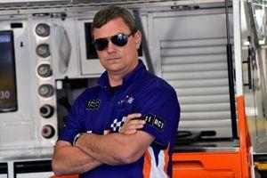 Christopher Gabehart, Denny Hamlin, Joe Gibbs Racing, Toyota Camry FedEx Freight